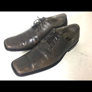 Stacy Adams Mens Dress Shoes Size 10M Leather